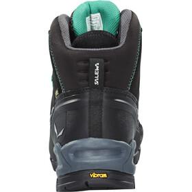 SALEWA Alp Trainer Mid GTX Zapatillas de senderismo Mujer, black out/agata